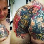 Ekslusive tattoo 105