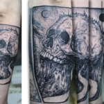 Ekslusive tattoo 108