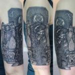 Ekslusive tattoo 10