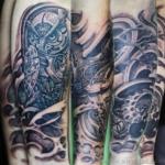 Ekslusive tattoo 119