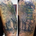 Ekslusive tattoo 136