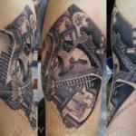 Ekslusive tattoo 146