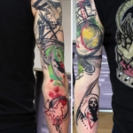 Ekslusive tattoo 149