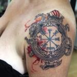 Ekslusive tattoo 150