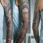 Ekslusive tattoo 160