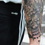 Ekslusive tattoo 169