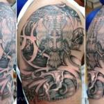 Ekslusive tattoo 185