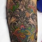 Ekslusive tattoo 206
