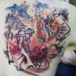 Ekslusive tattoo 217
