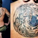 Ekslusive tattoo 226