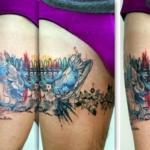 Ekslusive tattoo 22