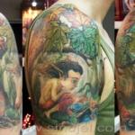 Ekslusive tattoo 229