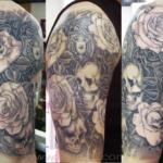 Ekslusive tattoo 233