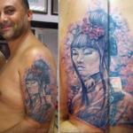 Ekslusive tattoo 49