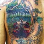 Ekslusive tattoo 51