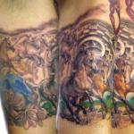 Ekslusive tattoo 59