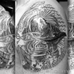 Ekslusive tattoo 65