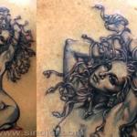 Ekslusive tattoo 73