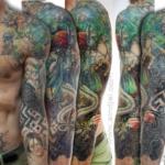Ekslusive tattoo 75