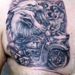 Ekslusive tattoo 83