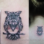 Mini funny tattoo 102