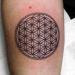 Mini funny tattoo 106