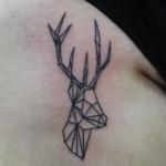 Mini funny tattoo 118