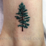 Mini funny tattoo 121
