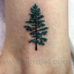 Mini funny tattoo 121
