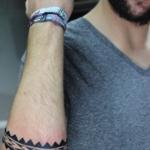 Mini funny tattoo 122