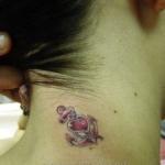 Mini funny tattoo 136