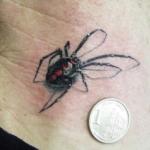 Mini funny tattoo 144