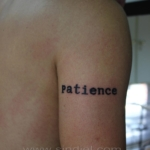 Mini funny tattoo 148