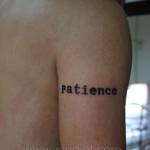 Mini funny tattoo 148