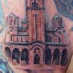 Mini funny tattoo 152