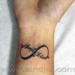 Mini funny tattoo 159