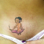 Mini funny tattoo 47