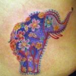 Mini funny tattoo 53