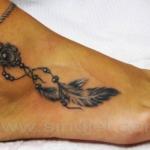 Mini funny tattoo 56