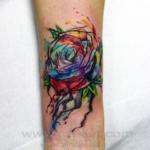 Mini funny tattoo 57