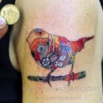 Mini funny tattoo 59