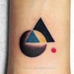 Mini funny tattoo 64