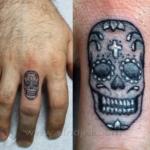 Mini funny tattoo 65