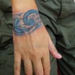 Mini funny tattoo 74
